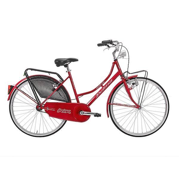Bicicletta Olanda Rossa Cicli Zamai